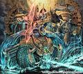 Girimegis, Demonic Strike Armor artwork