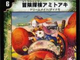 Amitoaki, Explorer of Adventure