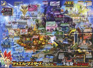 DM Creature World Map G1