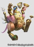 Dangerdeon, Super Mechanical Trap artwork