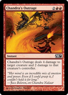 Chandra's Outrage