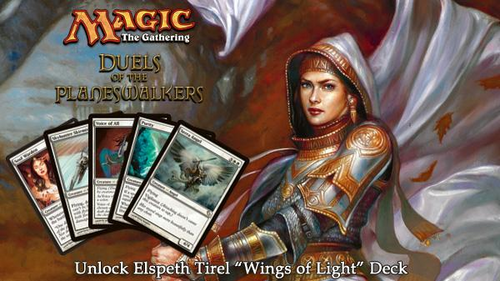 Elspeth Tirel Deck