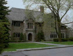 Mansion Flashback