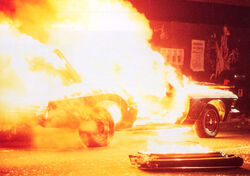 Burning Buick Juliet is Bleeding