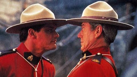 Due South - Fraser Sr. On Giving his Wife a Speeding Ticket