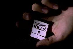 Smoking Kills Chicago Holiday 1