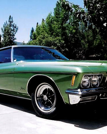 1971 Buick Riviera Due South Wiki