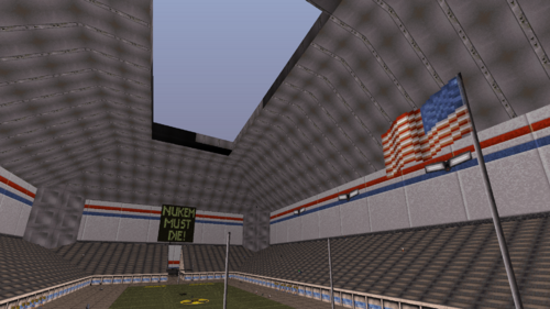 Stadium skylight