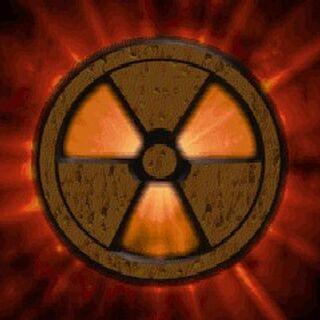 Nuke symbol from original Duke 3D loading screen