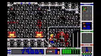Duke Nukem II - Episode 1 Level 1 (1994) MS-DOS
