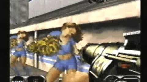 Duke Nukem 64 Commercial