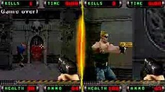 Duke Nukem Arena - Multiplayer Gameplay