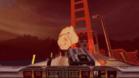 Duke Nukem 3D - 20th Anniversary World Tour - Alien World Order - Golden Carnage E5L6