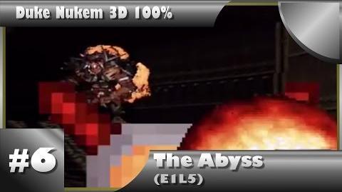 Duke Nukem 3D 100% Walkthrough- The Abyss (E1L5) -All Secrets-