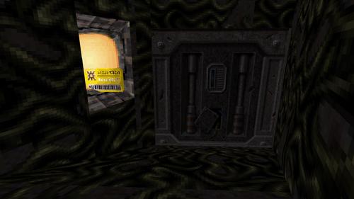 Incubator changed door