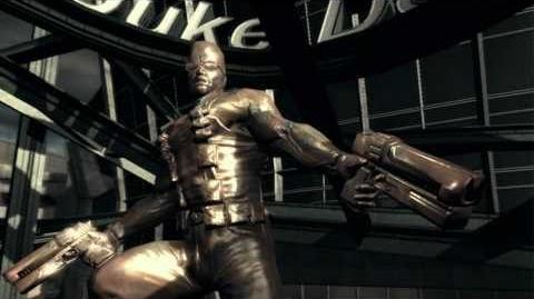 Duke Nukem Forever Reveal Trailer