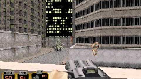 Duke Nukem 3D Beta - Red Light District
