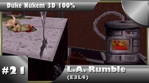 Duke Nukem 3D 100% Walkthrough- L.A