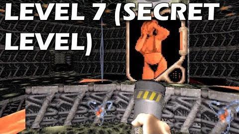 Duke Nukem 3D- 20th Anniversary World Tour - Episode 1 - Level 7 - Faces Of Death(100% Secrets)