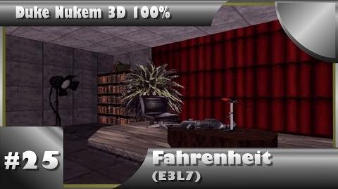 Duke Nukem 3D 100% Walkthrough- Fahrenheit (E3L7) -All Secrets-