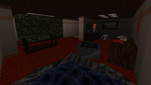 Flood Zone apartment