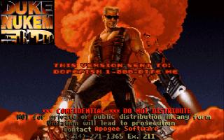 Duke Nukem 3D 1995
