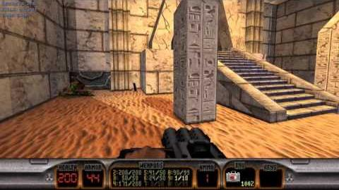 Duke Nukem 3D - 20th Anniversary World Tour - Alien World Order - Mirage Barrage E5L4