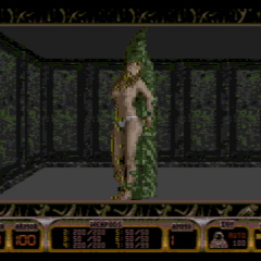The only other type of infected female in DN3D Genesis.
