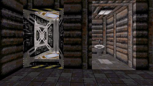 Toilet Teleporter