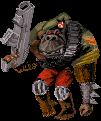 Gorillafront