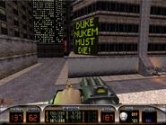 Duke Nukem must die