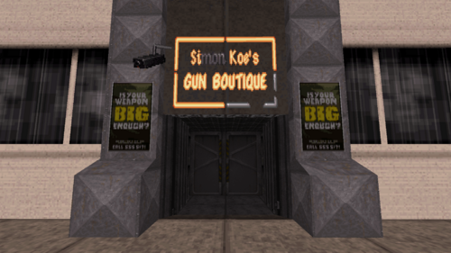 GC storefront
