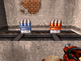 Weapons in Duke Nukem 64