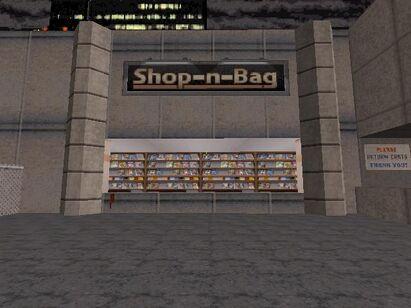 Shop In Bag