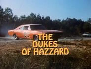 Title Card forThe Dukes of Hazzard