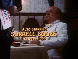 Sorrell Booke - Title Card