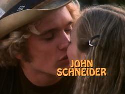 John Schneider - Title Card