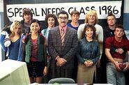 Special Needs Class 1986