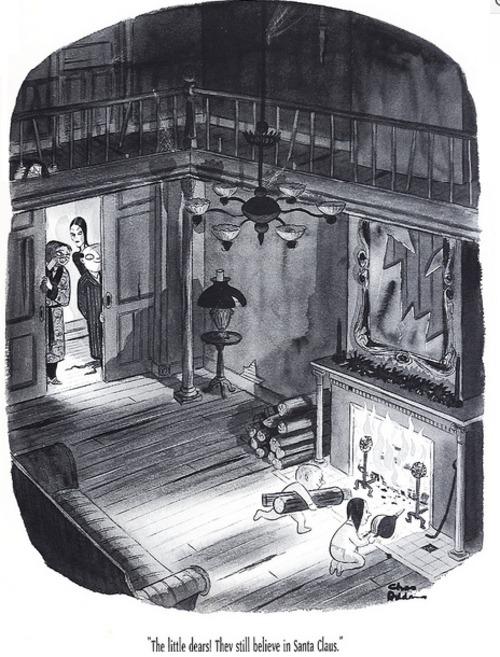 Addams Family - The little dears