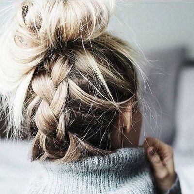 D5f0d6dd66510b319b2337bd9f6c494f--knot-braid-braid-buns