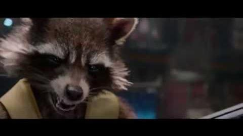 Guardians Of The Galaxy - Hooked On A Feeling