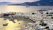 Mykonos-Athens