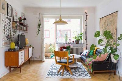 Oliver's Apartment