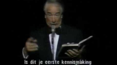 Victor Borge Phonetic punctuation
