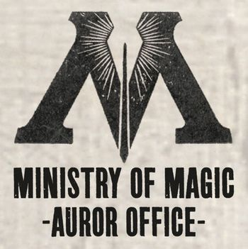 Auror Office Logo