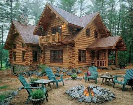 Gaia Ellis Cabin
