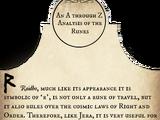 Advanced Rune Translation/Page Seven