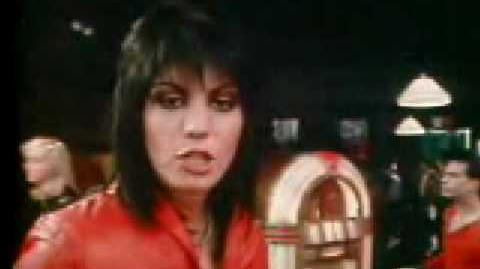 Joan Jett - I Love Rock N' Roll color