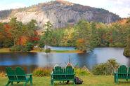 Gaia Ellis Cabin-Lake