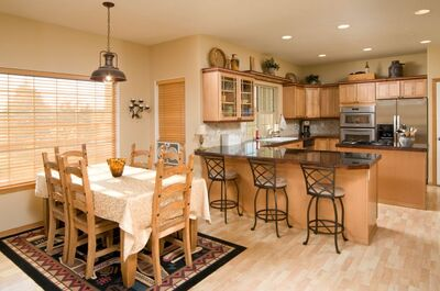 Harper Kitchen and Dining Room